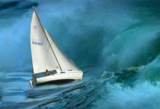 How I sank my sailboat and was changed forever - Untamed Science