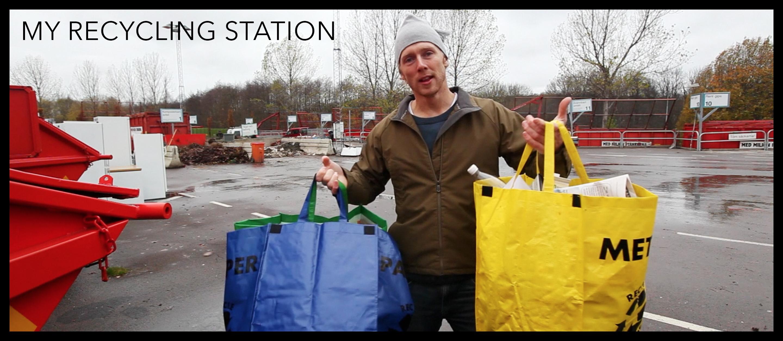 My recycling_Jonas