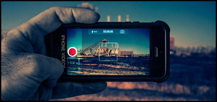 Iphone video tips - good light