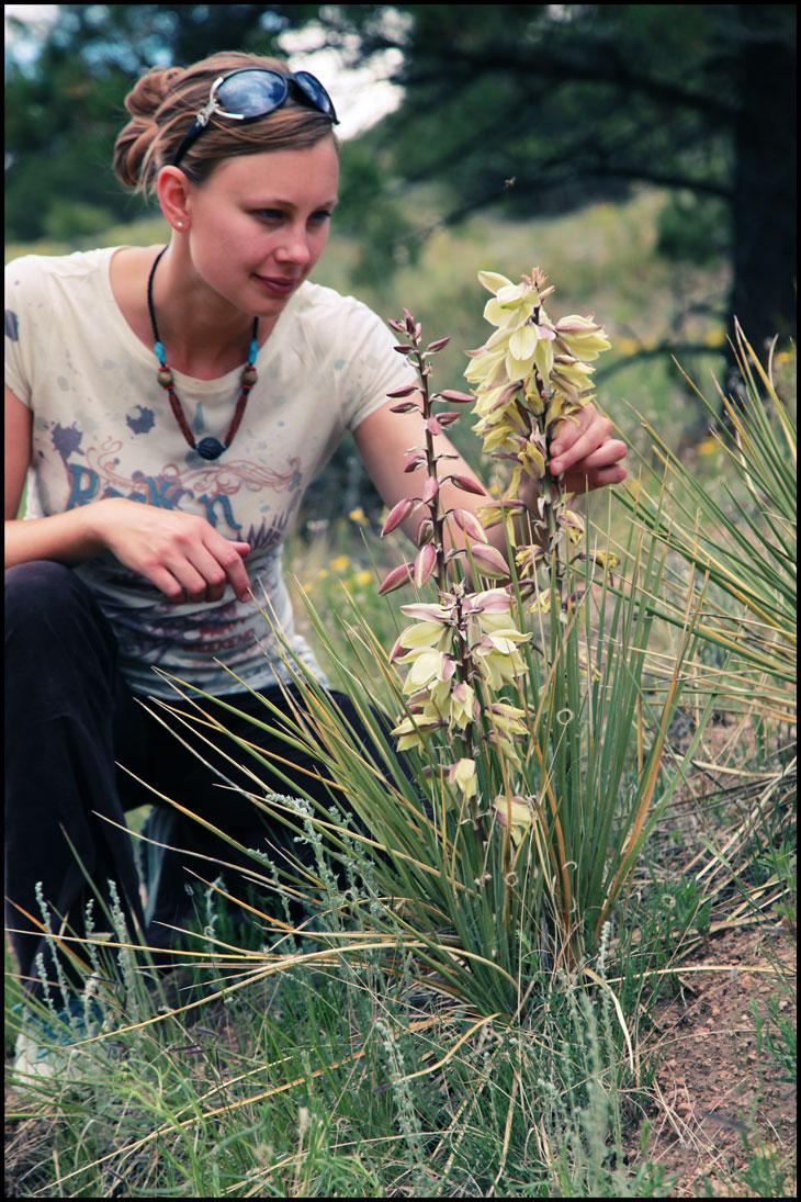 Yucca-glauca with Jaime Jelenchick