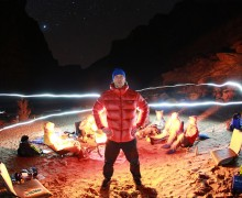 Jonas Stenstrom light painting untamed science