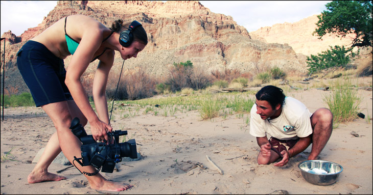 filmming-in-the-desert