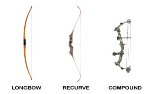 3 BOW STYLES