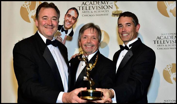 Emmy win Dan Bertalan