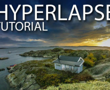 hyperlapse photo