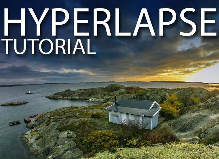 hyperlapse photo