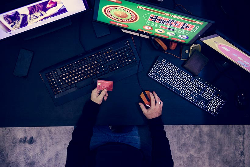 How Online Gambling Works - Untamed Science